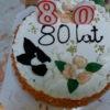 80 urodziny członka PZG wStargardzie