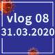 Kolejne obostrzenie Rządu – vlog #8